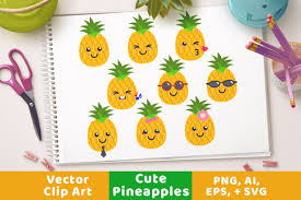 pineapple with sunglasses clipart. 9 cute pineapples clipart, pineapple svg, tropical fruit, sunglass pineapples, clipart with sunglasses i