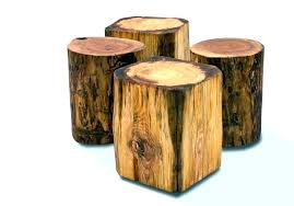 tree trunk furniture south africa wood stump end table wood stump end table back to tree