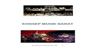Zulkifli.9a@gmail.com abstrak musik merupakan sesuatu yang mengandung berbagai unsur musik sehingga menciptakan irama yang indah. Genre Musik Barat Kecuali