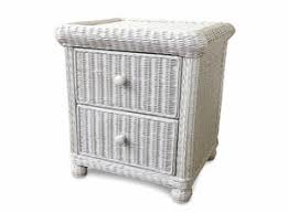 Wicker Bedroom Furniture Including White Wicker Styles