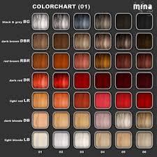 Dark Auburn Hair Color Chart Brown Red Hair Color Chart Best Hair Style 2017