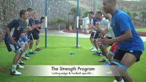 improve your football fitness pre season c
