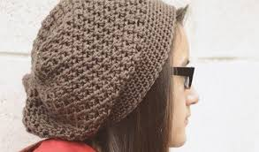 Slouch Hat Crochet Pattern Delectable Crocheted Jenny Slouch Hat [FREE Crochet Pattern]