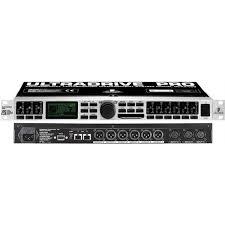 Купить <b>контроллер</b>/<b>Аудиопроцессор</b> Behringer DCX2496 ...