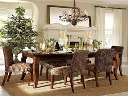 indoor wicker dining chairs sets