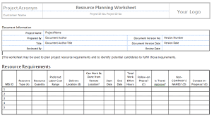 Project Management Plan Template Free Download Project Management Plan Template Pmbok Download 15 Planing Human