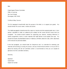 Fun Unfair Dismissal Appeal Letter Template Employment