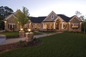 Features For Popular OneStory Homes U2013 House Plans And MoreOne Story House