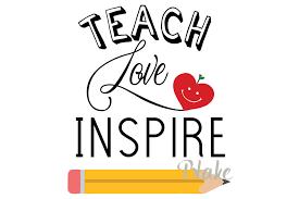 Teacher Quote Svg Teacher Appreciation Svg Teacher Gift Svg