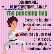 quote the manipulator child role in dysfunctional family  quote 215 the punching bag child role in dysfunctional family