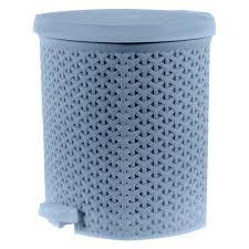 Бак для <b>мусора Плетёнка</b> 12 л цвет бежеый в Уфе – купить по ...