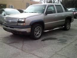 Chevrolet Avalanche 2003 Chevrolet Avalanche 1500 Used The Parking