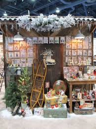 Craft Show Display Galvanised Buckets  Display  Pinterest Christmas Craft Show Booth Ideas