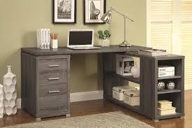 l shaped home office desk. 72 Most Splendiferous L Shape Office Table Shaped Computer Desk With Hutch Corner Home Black Flair