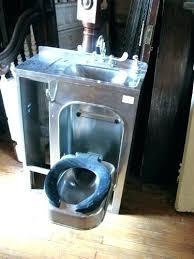 rv shower toilet toilet and shower combo toilet stainless steel folding toilet sink combo a toilet rv shower toilet