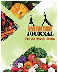 Workout Journal Food Exercise Journal Perfect Insanity
