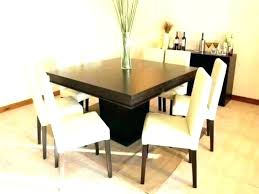 set 8 chairs dining room tab round