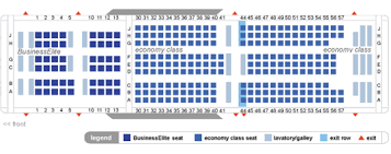 Find The Best Airline Seats Airline Seating Charts