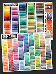 Free Color Chart Bombing Science