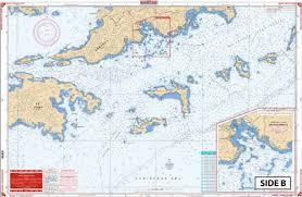 Bvi Navigation Charts British Virgin Islands Just Updated