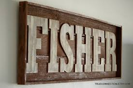wall art designs personalized wood wall art wall art name sign intended for most recently on personalized wood wall art with gallery of personalized last name wall art view 3 of 20 photos