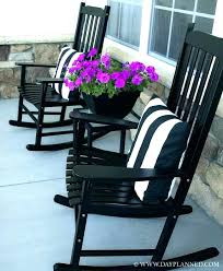 lucite rocking chair black rocking chair porch rockers rocker furniture throughout designs 6 charles hollis jones