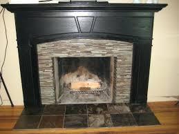 Glass Tile Fireplace Mantels Cr Surrounds Surround Ideas Pictures. Glass  Mosaic Tile Fireplace Surround Ideas White. Subway Tile Fireplace Surround  Glass ...