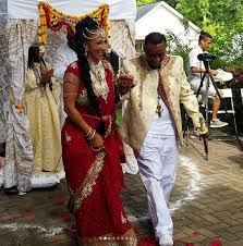 VIDEO ~ Public Enemy's Professor Griff Marries Sole. ~ Congratulations.