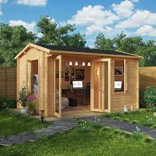 home office in garden. billyoh seattle home office garden log cabins buildings direct in u