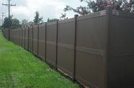 Vinyl fence Lattice Vinylprivacy2jpg Superior Plastic Products Vinyl Fencing Gaston Fence Co Inc