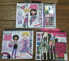 Fashion Angels Design Fashion Angels Sketch Portfolio Design Set Project Runway Illustration Kit