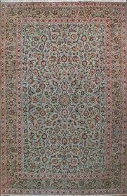 get ations handmade kashan persian rug 10 6 x 16 7 authentic persian rug