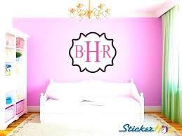 chalkboard wall decal target also letter decals monogram amusing kids room large