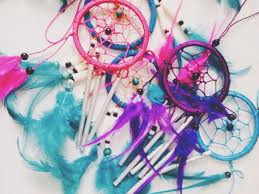 Colorful Dream Catcher Tumblr So many colorful dreams image 100 by Bobbym on Favim 37