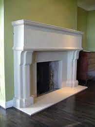 custom limestone fireplace surround by stone center inc