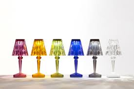 battery table lamps by ferruccio laviani for kartell battery lamps ferruccio laviani