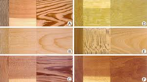 Wood Characteristics Chart Wood Properties Production Uses Facts Britannica