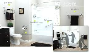 how to install a shower door install bathtub grab bar installation install bathtub shower doors