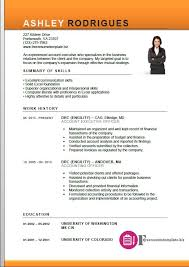Account Executive Resume Template Superb Resume Format For Accounts