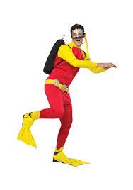 Adult Scuba Guy Costume Buy Now
