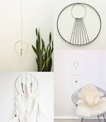 Modern Dream Catchers DIY Modern Dreamcatcher House Of Hipsters 2