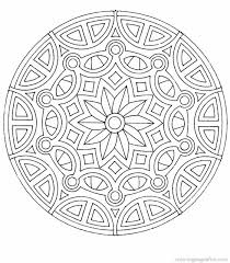 Small Picture Mandala Coloring pages FREE coloring pages 60 pictures