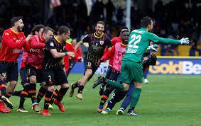 Benevento 2 AC Milan 2: Goalkeeper Alberto Brignoli sensationally earns  minnows' first point of season with last-gasp header