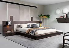 gray bedroom set. bellevue 5 pieces modern brown \u0026 gray bedroom set w/ lighted queen platform bed