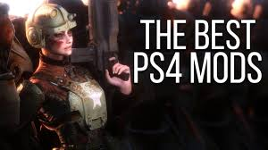 The Top 5 PS4 Mods for Fallout 4 - YouTube