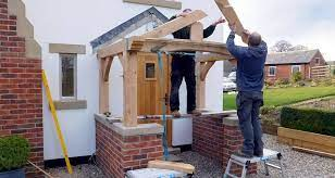 cost of building a porch