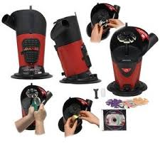 jooltool. jooltool sharpening and polishing system, plastic steel, red black, 110/ c