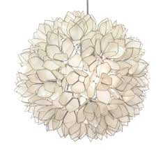 featured photo of lotus flower chandelier lotus flower chandelier c46