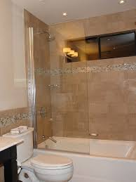 bathtub shower doors glass frameless images doors design modern