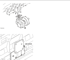 4 remove the turbocharger
